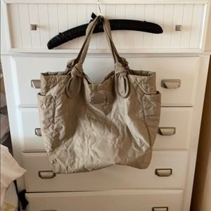 Marc by Marc Jacobs extra large quilted tote